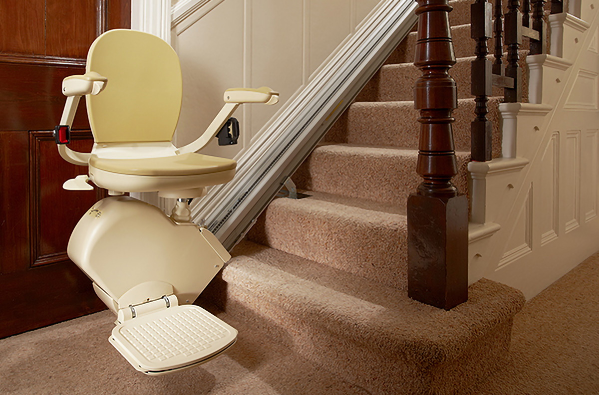 Custom Stairlifts | Antrim | Northern Ireland | Lessabled Living Ltd